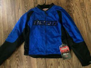 Blue Icon Motorcycle Jacket Hooligan2 Never Worn