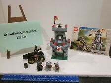 LEGO CASTLE 7948 KINGDOMS OUTPOST ATTACK COMPLETE W/ MINIFIGURES & MANUAL
