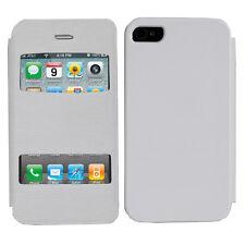 Accessoire Housse Etui Coque Plastique View Case pour Apple iPhone 4/4S