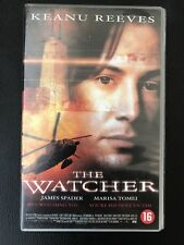 The Watcher VHS Tape English with dutch subs