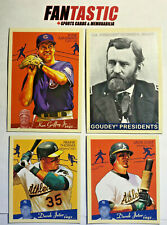 2008 Upper Deck Goudey YOU PICK Base, SP, RC, Mini etc