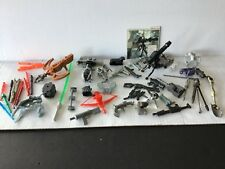 Mixed Lot assorted weapons and part for comics action figures