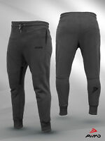 PIMD Prime Dark Grey Workout Gym Sweat pant Joggers, tapered fit and zip pockets