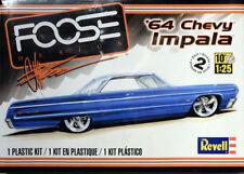 1964 Chevy Impala Foose 1:25 Model Kit Bausatz Revell 4050 Chevrolet