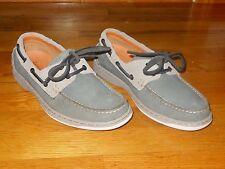 cc663ec64e534 Tommy Bahama Arlington men s boat shoes - Sz 8 M - Suede and Nubuck - EX