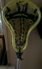 "Lacrosse Stallion Stx 39"" w/ Strung Nike Head"