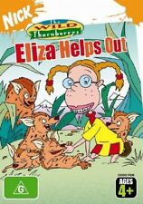 THE WILD THORNBERRYS: ELIZA HELPS OUT EX RENTAL NOTE DISC ONLY CAN POST 4 DISCS