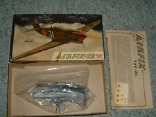 Airfix 1/72 HO YAK-9 - Very Old USA issue!