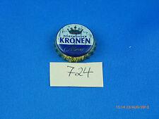 """älterer seltener Kronkorken von der Kronen Brauerei Dortmund """"Radeberger Gruppe"""""""