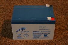 Ritar RT12120EV 12v 12ah - EV battery - Ideal cell for GOLF carts caddies trolly