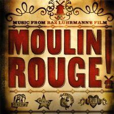 NEW CD Moulin Rouge! Music from Baz Luhrmann's Film Nicole Kidman OST Soundtrack