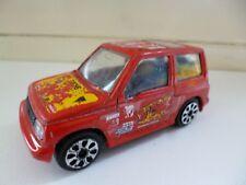 Suzuki Vitara - Red - Bburago - 1/43 - Italy