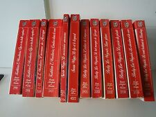 LOT DE 25 ROMANS J'AI LU AVENTURES ET PASSIONS ( ROUGES) LOT 8