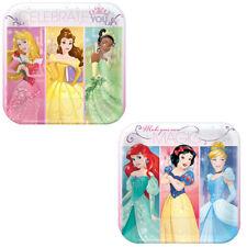 Disney Princess Dream Big Dessert Plates [8ct]  Birthday Party Supplies