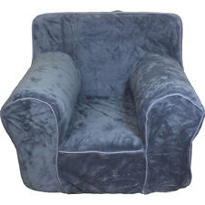 Insert For Anywhere Chair With New Grey Sherpa Cover Regular