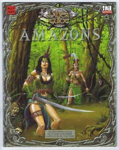 The Slayer's Guide to Amazons (D&D 3.0 d20 2001 Mongoose Publishing MGP0005)