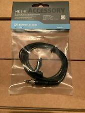 Sennheiser ME 2-II (ME2II) Omnidirectional Condenser Lavalier Microphone Retail