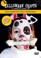 HALLOWEEN CRAFTS - HALLOWEEN FACE PAINTING (DVD)