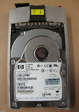 HP 72.8 GB ULTRA 320 SCSI 15K RPM UNIVERSALE Hot plug Hard Drive 306645-003