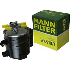 Original MANN-FILTER Kraftstofffilter Fuel Filter WK 919/1