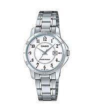 Relojes de pulsera Date de acero inoxidable para mujer