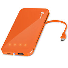JETech Universal Portable External Power Bank Battery 5000/6000mAh 2-Output