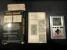 Rare Tandy King Kong Vintage 1984 Electronic LCD Game - Works ***RARE***
