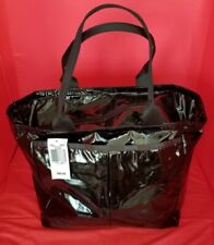 HOLIDAY SPECIAL! LeSportsac Everygirl Medium Tote Bag in Shiny Black.  NWT