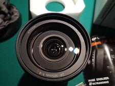 Canon EF 24-105 mm f/4L IS USM Objectif Lens (Comme Neuf) + filtre Hoya