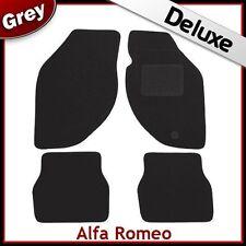 Alfa Romeo 166 2.0 1998 1999 2000 2001...2007 Tailored LUXURY 1300g Car Mat GREY