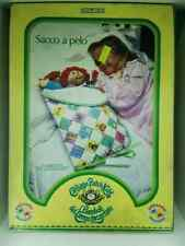 SACCO A PELO CABBAGE PATCH KIDS GIOCADAG 1983 COLECO VINTAGE TOY