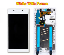 For Sony Xperia L1 G3311 G3312 Screen LCD Touch Digitizer Display + Frame White