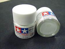 """Tamiya """"Mini"""" Acrylic model paint - XF-2 81702 Flat White (flat)"""