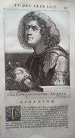 1682 GIORGIONE CASTELFRANCO