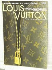 Louis Vuitton Super Sammlung 2003 Frühling Sommer Katalog Kunst Buch Japan