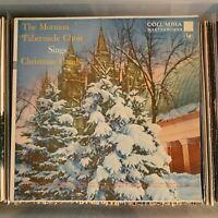 Mormon Tabernacle Choir - Sings Christmas Carols - NM vintage 1957 vinyl LP