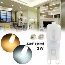 G9 Led Ampoule LED Capsule Lampe 3W 5W Dimmable Remplace Halogène Lumière 220V