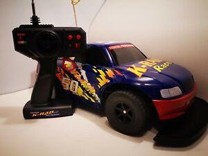 Radio shack rc car 9.6v  Ford-150 rc Nascar rc