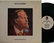 """Skitch & Co. (2 LPs: 1 of Barbara McNair, 1 of Dick Hyman's """"Jelly Roll"""" Morton)"""