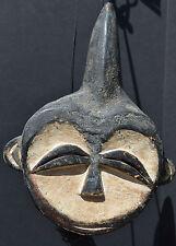 BaKwele African Congo Mask (#1645a)