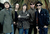 The CHARLATANS SIGNED Autograph 12x8 Photo AFTAL COA Indie Rock Band