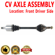 FRONT LEFT CV Axle Shaft For MERCURY MONTEGO Automatic CVT Transmission FWD
