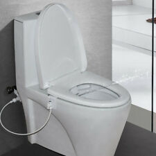 Bathroom Toilet Bidet Fresh Water Spray Seat Attachment Non-Electric Shattaf Kit