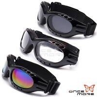 Snowboard Sunglasses Motorcycle Ski Eyes Protective Glasses Lens Frame Goggles