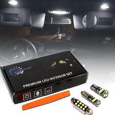 BMW E60 E61 Pack Luxe 17 SMD Ampoules LED Blanc éclairage intérieur