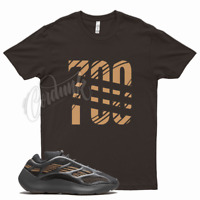 Brown 700 T Shirt for Yeezy 700 V3 Clay Brown 350 380 500 Mocha Wheat