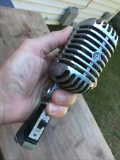 Vintage Shure 55SW Dynamic Microphone Not Working