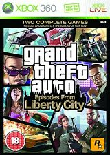Grand Theft Auto: Episodes From Liberty City - Xbox 360 - UK/PAL