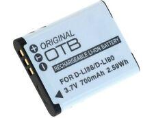 OTB Akku kompatibel zu Pentax Optio E71 / H90 / I90 / P70 / P80 / W90 / WS80