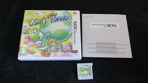 3DS : YOSHI'S NEW ISLAND - Completo, ITA ! Compatibile 2DS ! CONSEGNA IN 24/48H